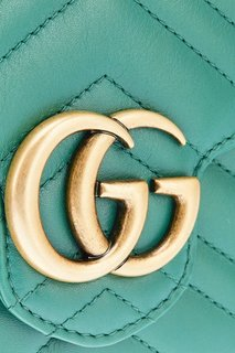 Кошелек на цепочке GG Marmont Gucci