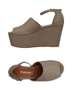 Сандалии MomonÍ