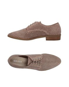 Обувь на шнурках Silvia Carasi