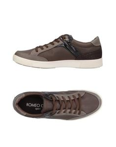 Низкие кеды и кроссовки Romeo Gigli