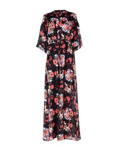 Длинное платье Kenzo