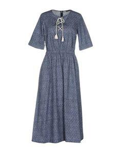 Платье длиной 3/4 Roberto Collina