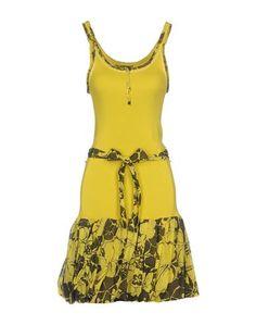 Платье до колена Jeans LES Copains