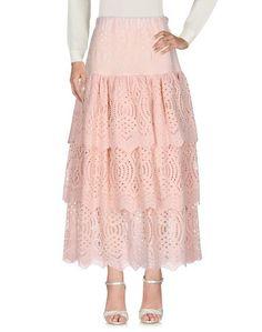 Длинная юбка Rose A Pois