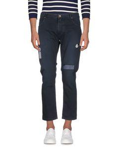 Джинсовые брюки-капри Jeordies