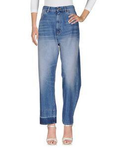 Джинсовые брюки Golden Goose Deluxe Brand