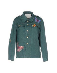 Джинсовая верхняя одежда Giada Benincasa