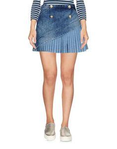 Джинсовая юбка N° 21