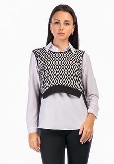 Комплект жилет и блуза Mankato
