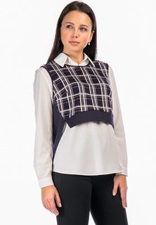 Комплект блуза и жилет Mankato