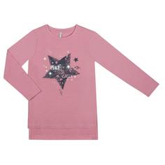 Туника для девочки Barkito «Магия», розовая