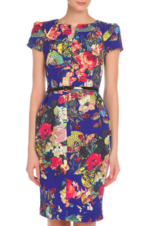 Платье с декоративным плечом Alina Assi