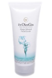 Минеральное мыло-пилинг DR.OLENGIN