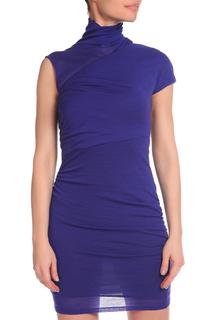 Приталенное платье с высоким воротом CNC COSTUME NATIONAL