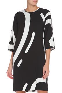 Свободное платье с потайной молнией Max Mara