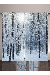 Комплект штор, 290x265 см MAGIC LADY