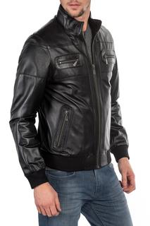 leather jacket MIO CALVINO
