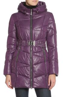 Полуприлегающая куртка с двумя карманами AMANDA