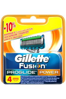 Сменные кассеты для бритья 4шт GILLETTE