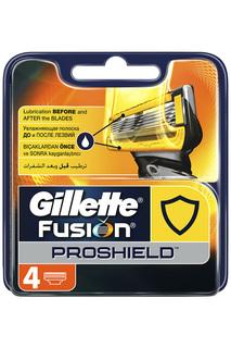 Кассеты GILLETTE Fusion 4шт GILLETTE
