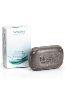 Мыло с минералами против акне Naomi