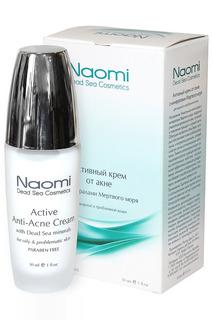 Активный крем против акне Naomi