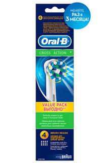 Насадка для зубных щеток 4 шт ORAL B