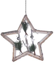 "Декор на стену ""Звезда"" DUE ESSE CHRISTMAS"