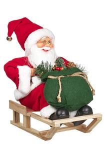 Дед мороз на санях DUE ESSE CHRISTMAS