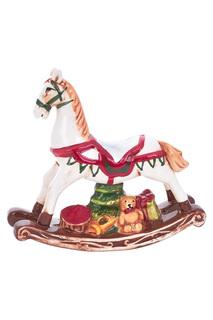 "Скульптура ""Лошадка-качалка"" DUE ESSE CHRISTMAS"