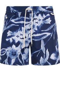 Плавки-шорты с принтом Ralph Lauren