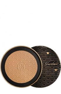 Бронзирующая сияющая пудра для лица Terracotta Gold Light Xmas Edition Guerlain