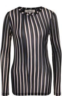 Приталенный пуловер с круглым вырезом Diane Von Furstenberg
