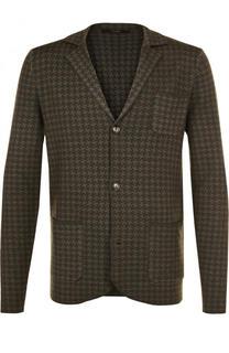 Однобортный шерстяной пиджак Windsor