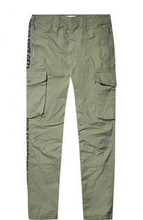 Хлопковые брюки карго Converse x Slam Jam x Cali Thornhill DeWitt Converse