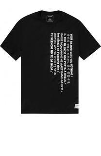 Хлопковая футболка Converse x Slam Jam x Cali Thornhill DeWitt Converse