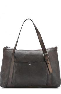 Кожаная сумка-шоппер Numero 10