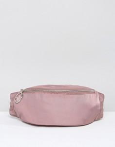 Сумка-кошелек на пояс ASOS LIFESTYLE - Розовый