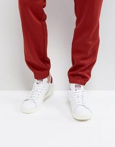 Белые кроссовки adidas Originals Stan Smith CQ2195 - Белый