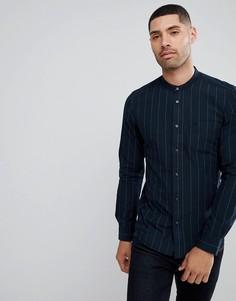 Рубашка с воротником на пуговице и 1 карманом Wrangler - Черный