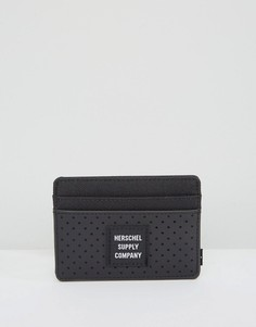 Визитница Herschel Supply Co Aspect Charlie - Черный