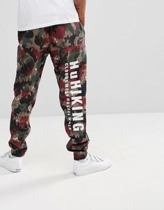 Красные джоггеры adidas Originals x Pharrell Williams CY7870 - Красный