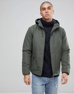 Утепленная куртка Only & Sons - Зеленый