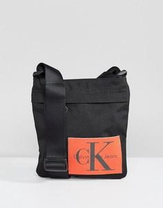 Сумка с логотипом Calvin Klein Jeans - Черный