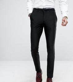 Трикотажные супероблегающие брюки Only & Sons - Черный