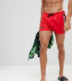 Красные шорты для плавания Ellesse - Красный