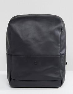 Кожаный рюкзак G-Star Mozoe - Черный