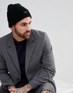 Черная шапка-бини Ben Sherman - Черный