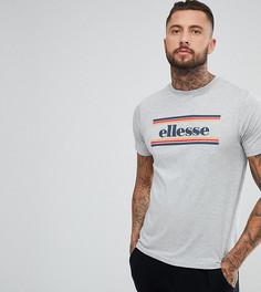 Серая футболка с круглым вырезом Ellesse Speranza - Серый