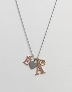 Ожерелье с подвеской Emporio Armani - Мульти
